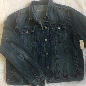 Gap jean jacket NWT size XXL